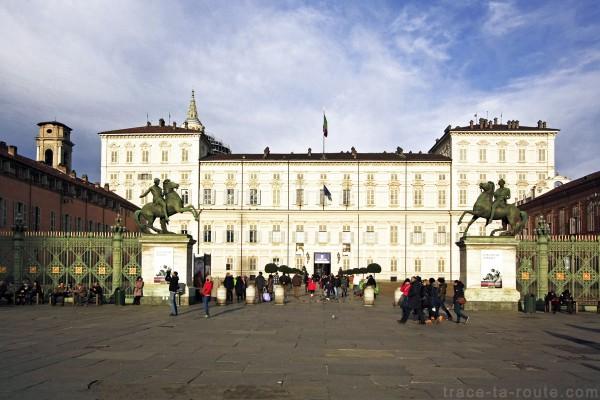 Palazzo Reale (Palais Royal) de TURIN