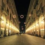 Via Giuseppe Garibaldi à Turin