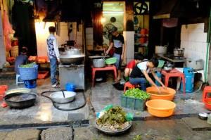 resto de rue hanoi blog voyage