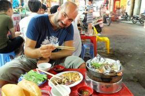 street food à hanoi vietnam blog voyage