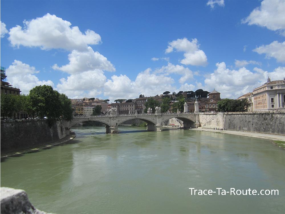 Pont à Rome, Italie