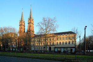 Église sur Frankrijklei à Anvers