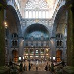 Hall de la Gare Centrale d'Anvers - édouard photographie © Trace Ta Route