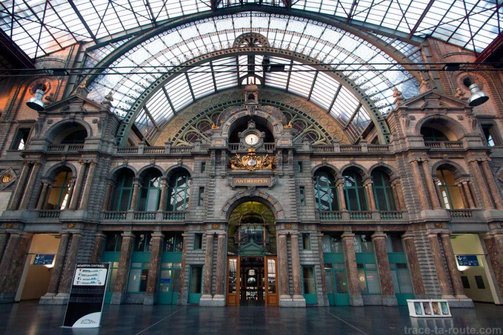 Gare Centrale d'Anvers
