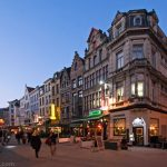Oude Koornmarkt, rue des restaurants à Anvers