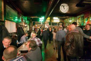 Dimanche soir au Bar Den Engel d'Anvers