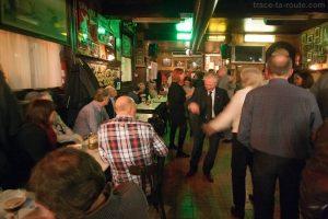 Ça guinche le dimanche soir au Bar Den Engel d'Anvers