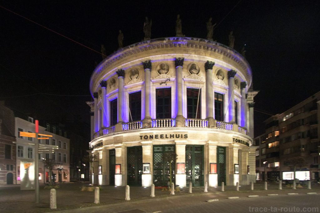 Toneelhuis, le théâtre d'Anvers