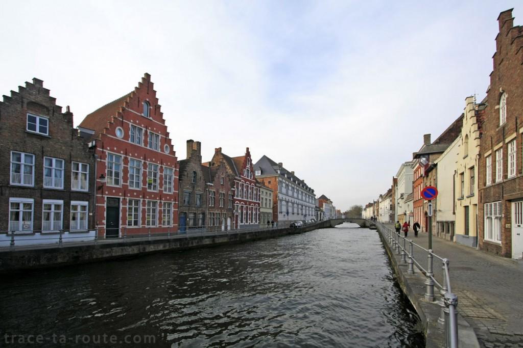Canal Sint-Annarei de Bruges