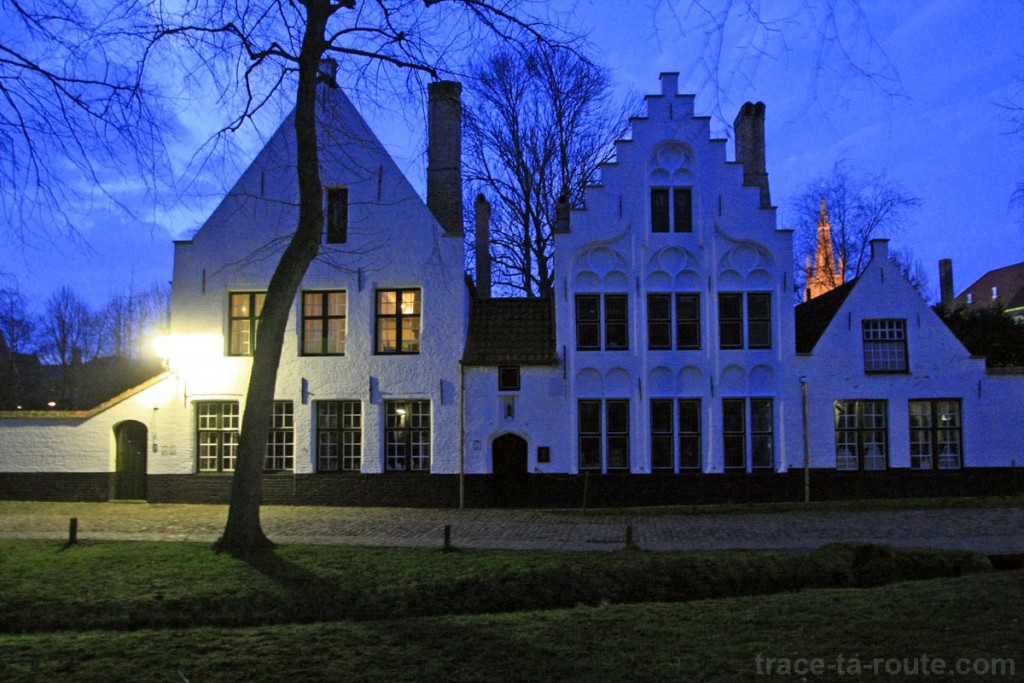 Maisons du Béguinage de Bruges