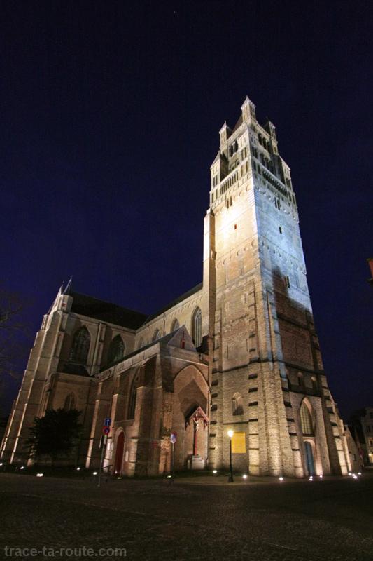 Cathédrale Saint-Sauveur de Bruges (Sint-Salvatorskathedraal)