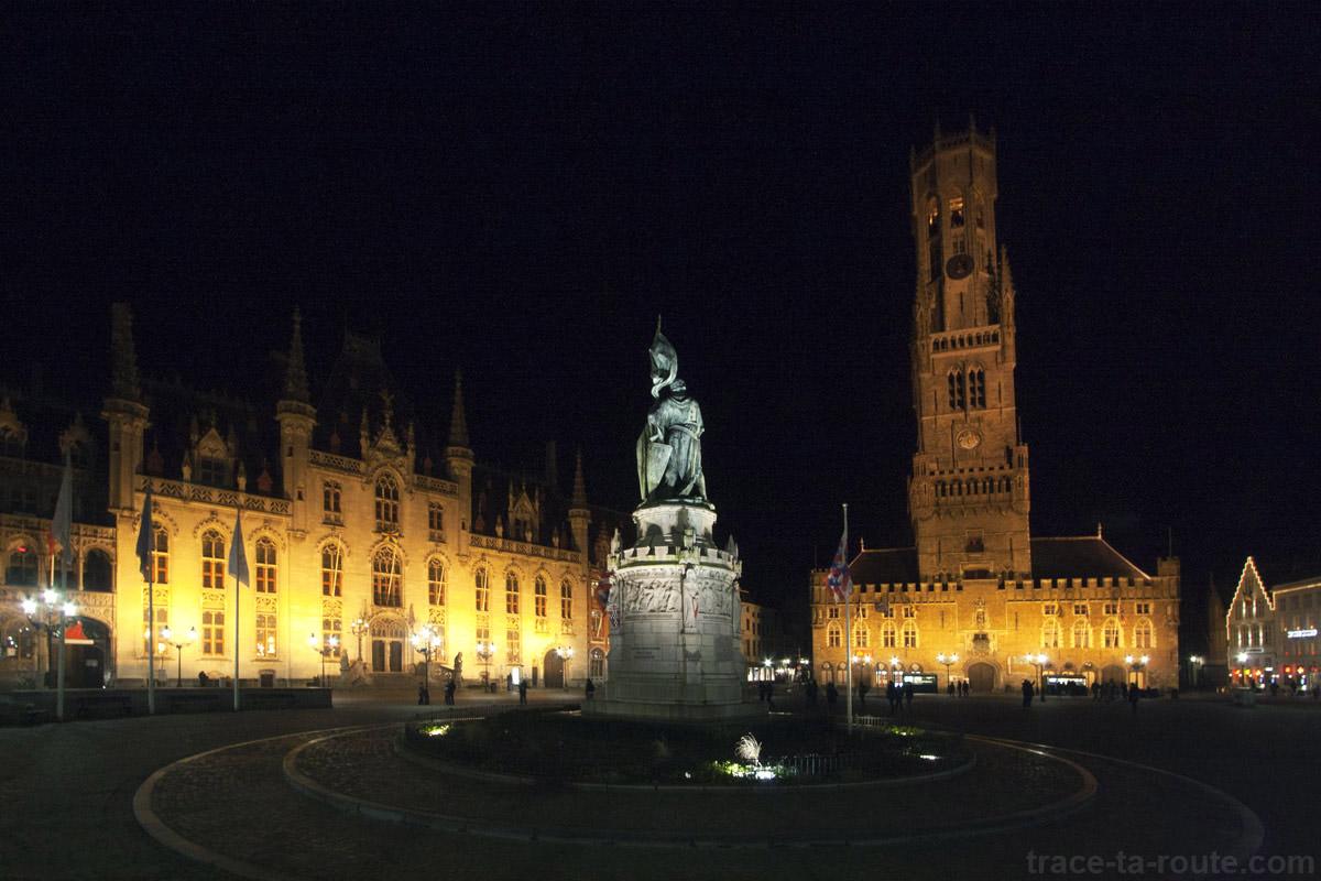Visite de bruges la romantique venise du nord en 1 jour - Office du tourisme bruges belgique adresse ...