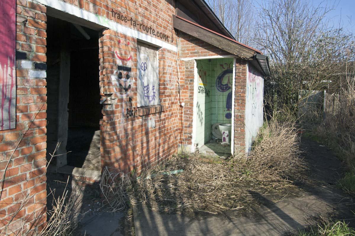 Urbex - Maison abandonnée à Doel Belgique