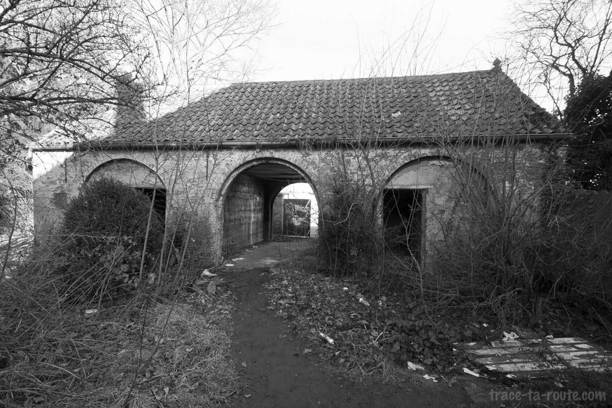 Urbex - Bâtiment désaffecté à Doel Belgique