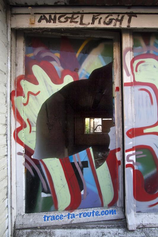 Urbex - Maison abandonnée de Doel
