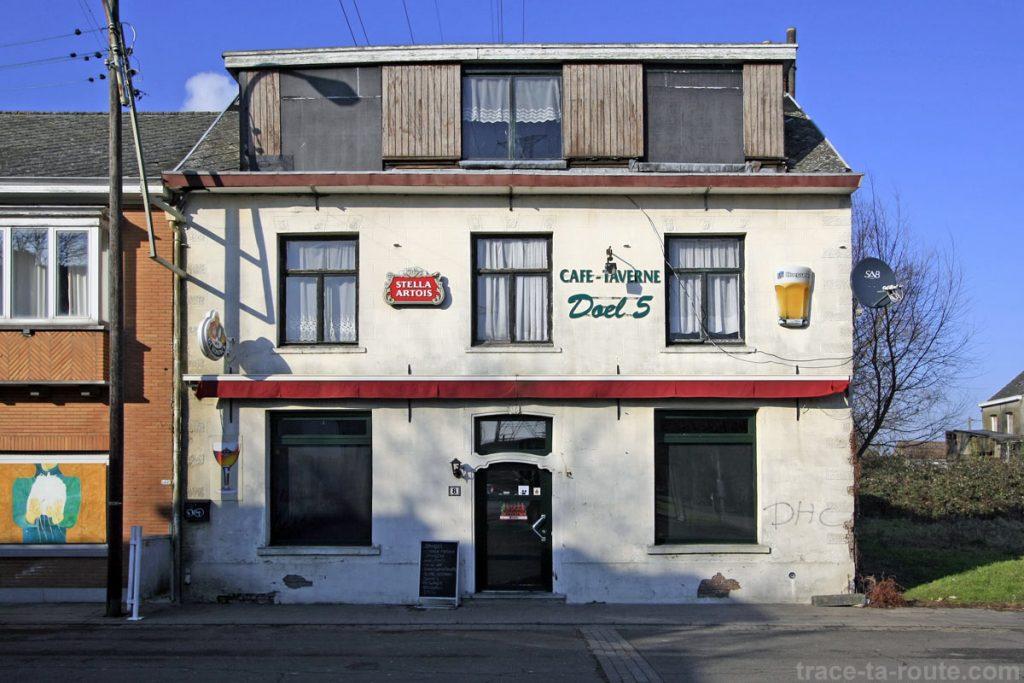 Ancien café-taverne de Doel