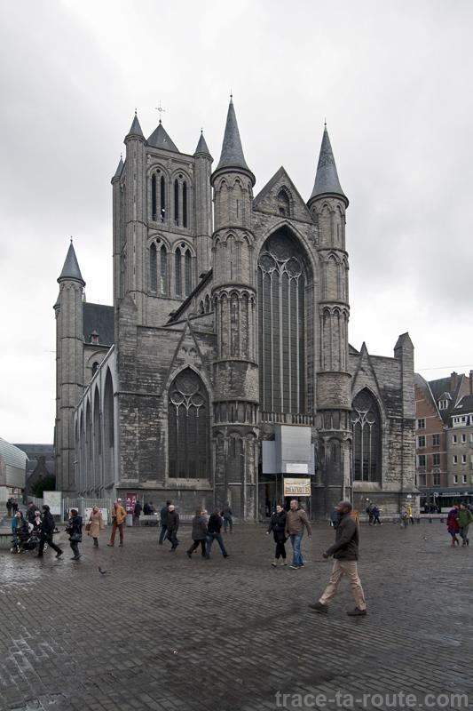 Église Saint-Nicolas de Gand, Belgique - Gent Belgium