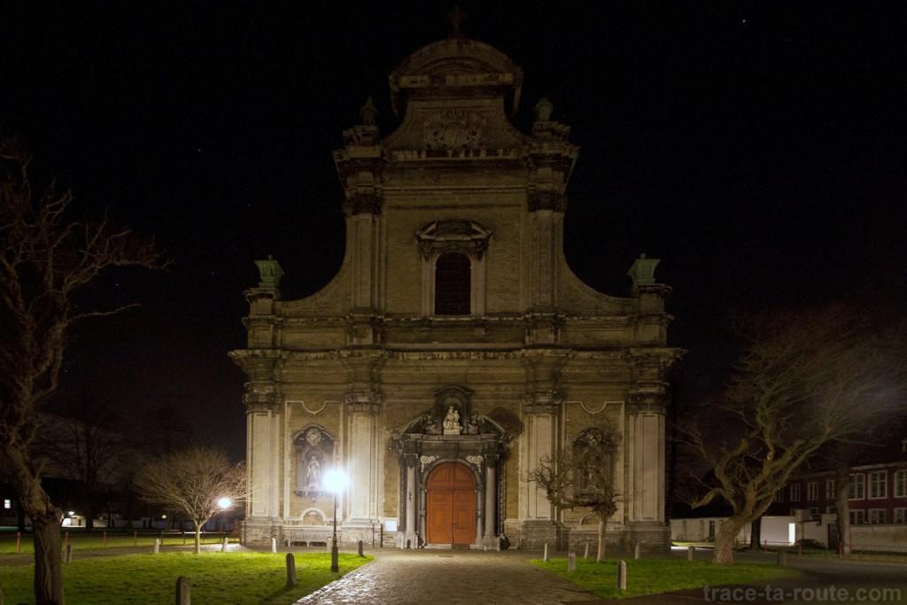 Église Notre-Dame-aux-Foins au Béguinage de Gand, Belgique - Gent Belgium