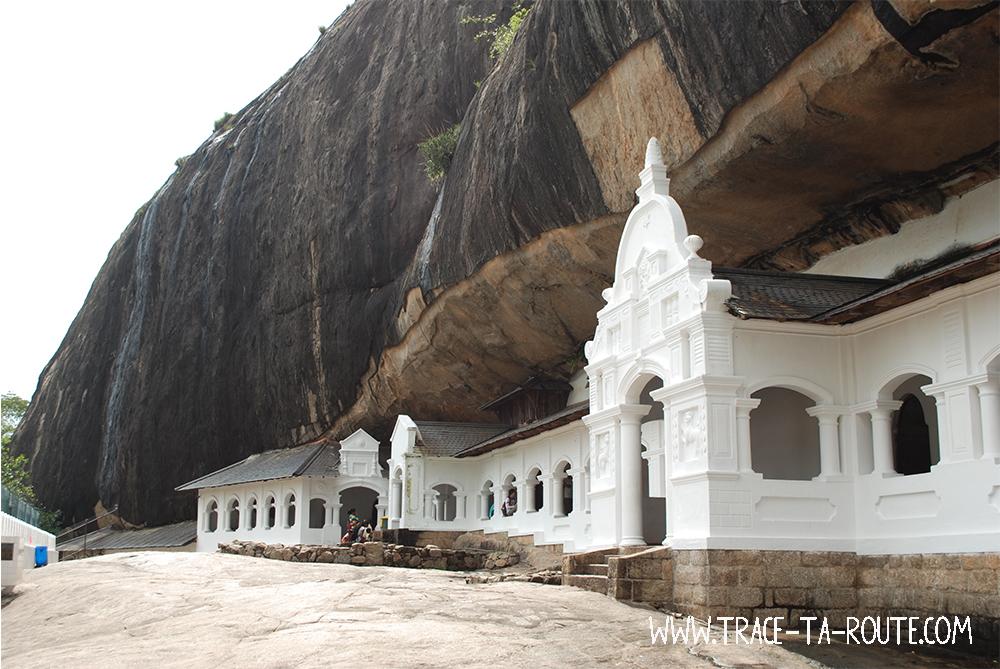 Grottes de Dambulla, Sri Lanka