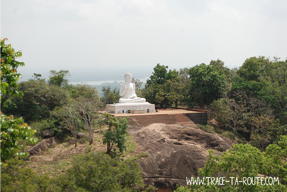 Colline du Bouddha de Mihintale, Sri Lanka - Blog Voyage Trace Ta Route