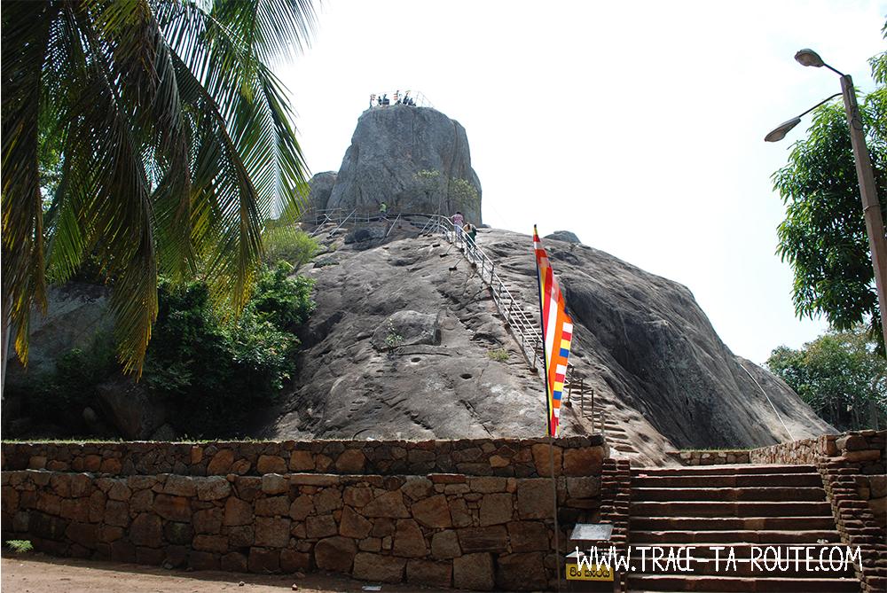 Rocher de Mihintale, Sri Lanka
