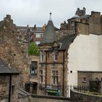 Quartier médiéval - Edimbourg