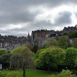 Chateau d'Edimbourg - blog voyages