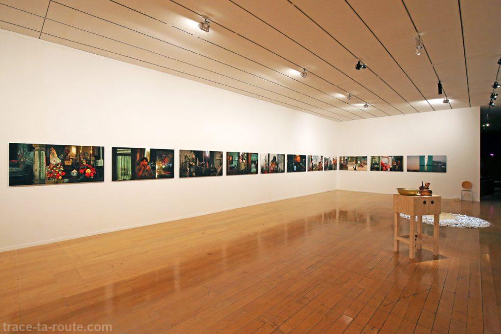 """Hanoi Haiku"" (2005) Sherman ONG - Exposition OPEN SEA au MAC Lyon"