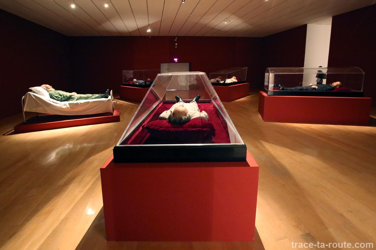 """Summit"" (2010) Shen SHAOMIN - Exposition OPEN SEA au MAC Lyon"