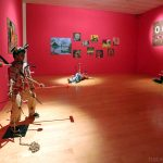 """MY WE"" (2011) Louie CORDERO - Exposition OPEN SEA au MAC Lyon"