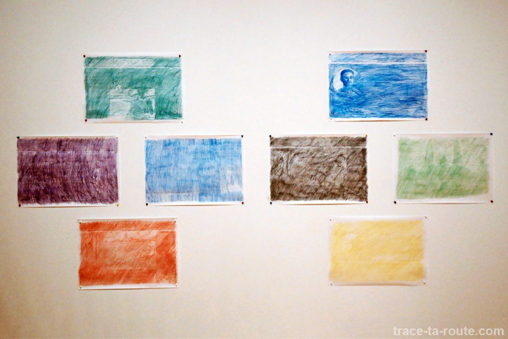 """History class"" (2000) Sutee KUNAVICHAYANONT - Exposition OPEN SEA au MAC Lyon"
