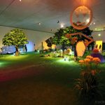 """""""Jardin synthétique à l'isolement"""" (2014-2015) Antoine CATALA - Exposition MAC Lyon"""