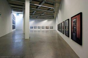 """Exposition """"La Danse de l'Ours"""" de Marie Bovo au FRAC PACA Marseille"""