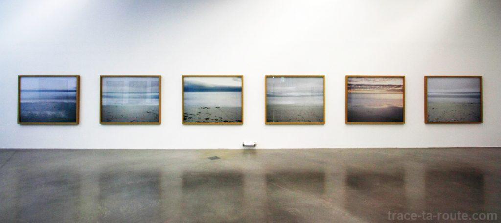 """Série """"Jours blancs"""" (2012) Marie Bovo - Exposition """"La Danse de l'Ours"""" au FRAC PACA Marseille"""