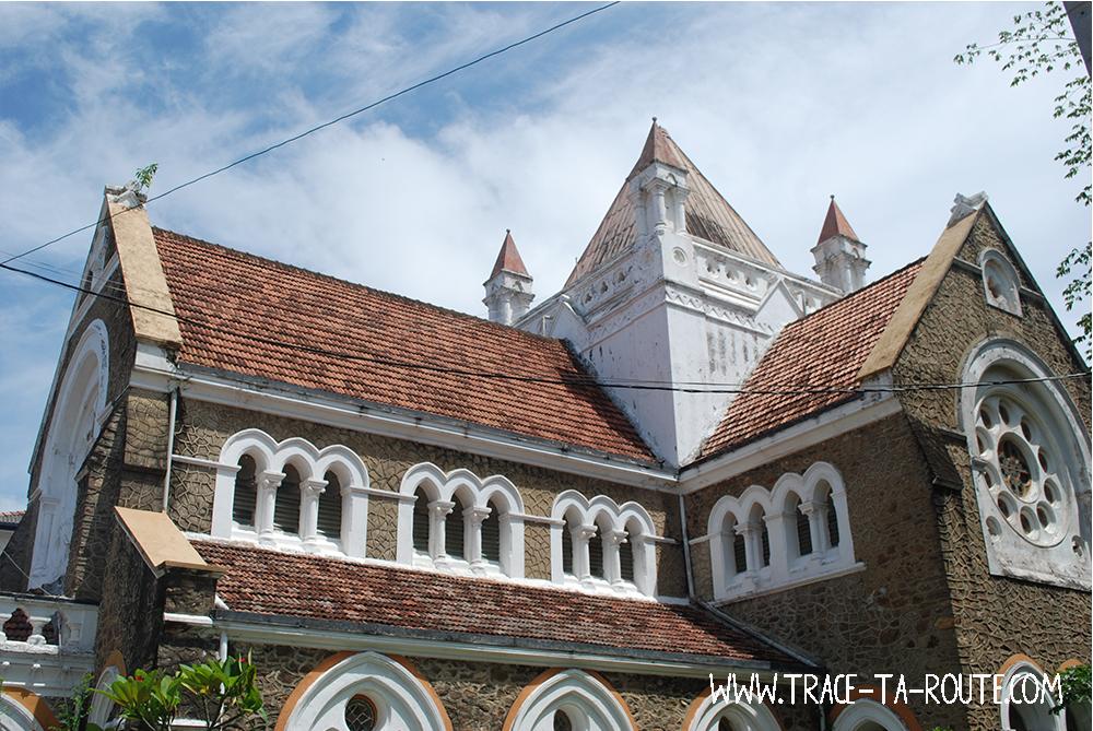 Couvent dans Galle, Sri Lanka