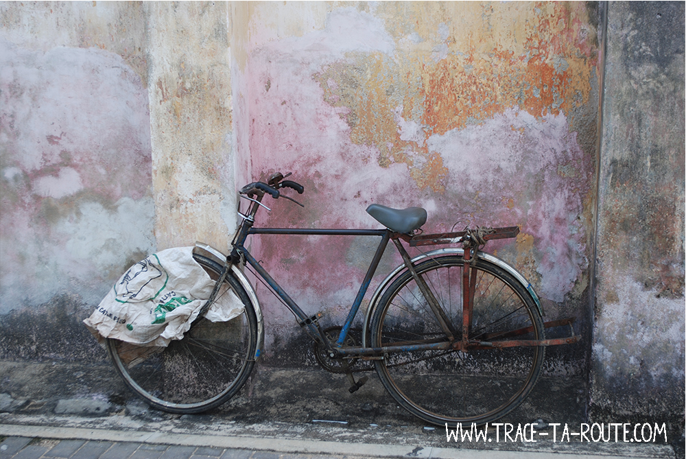 Vélo à Galle, Sri Lanka