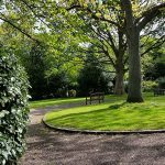 Jardin privé - New Town - Edimbourg