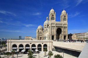 Esplanade de la Major de Marseille