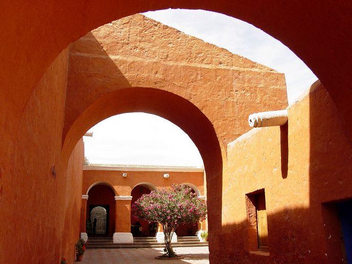incontournables au Pérou, Arequipa, monastère Santa Catalina