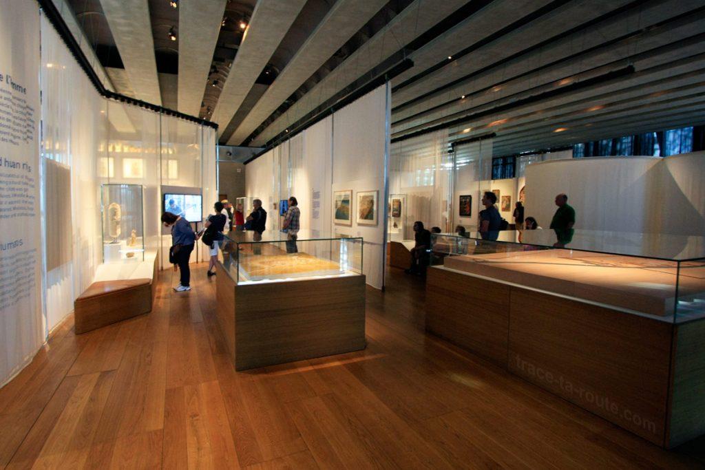 Galerie de la Méditerranée MuCEM, salles 2 et 3 Exposition permanente