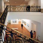 Escalier du Musée Cantini de Marseille
