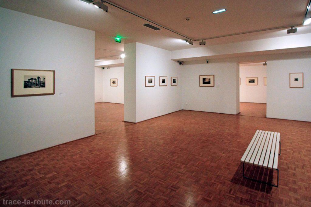 Exposition photographie au 2e étage du Musée Cantini de Marseille