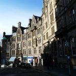 Centre médieval d'Edimbourg
