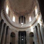 Intérieur de la chapelle de la Vieille Charité de Marseille
