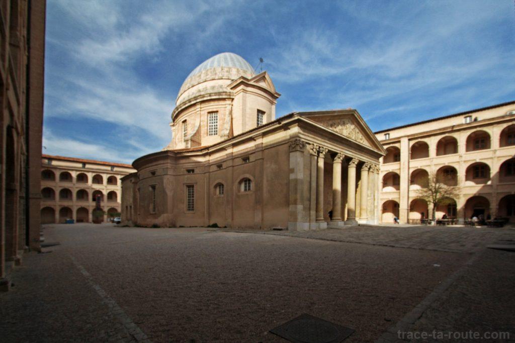 La chapelle de la Vieille Charité de Marseille