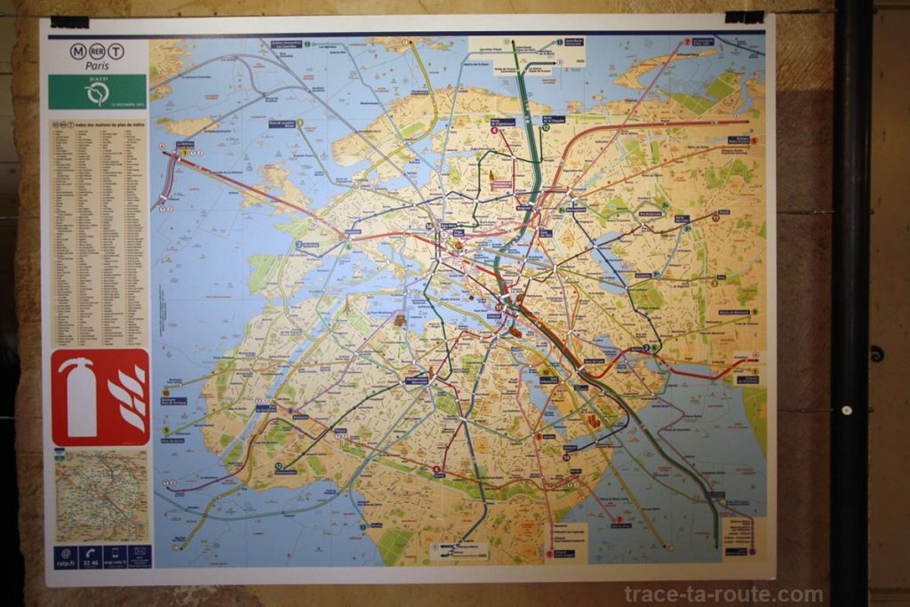 """C'est quoi ce métro"" (2011-2013) Marc Saenko - Exposition ""Alpha Beta Carta"", au Centre International de Poésie Marseille (cipM)"