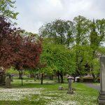 Edimbourg - cimetière de Greyfriars