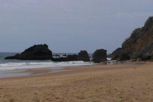 la plage de guincho près de lisbonne
