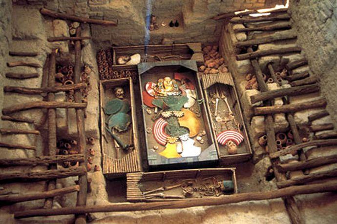 tombes royales de sipan, un incontournable au Pérou