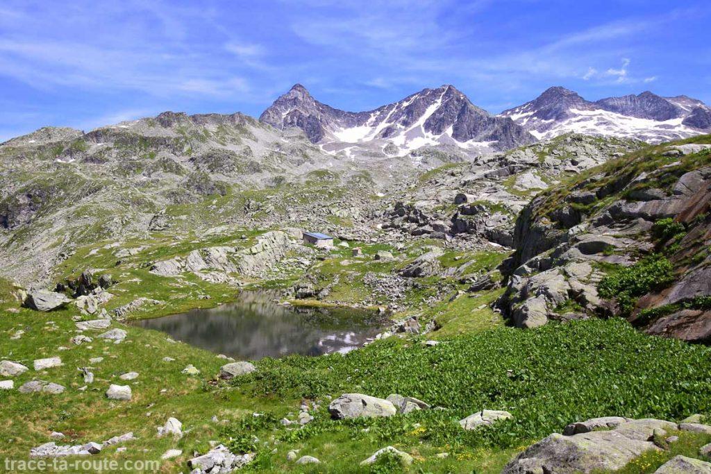 Les Lacs des 7 Laux (Belledonne)